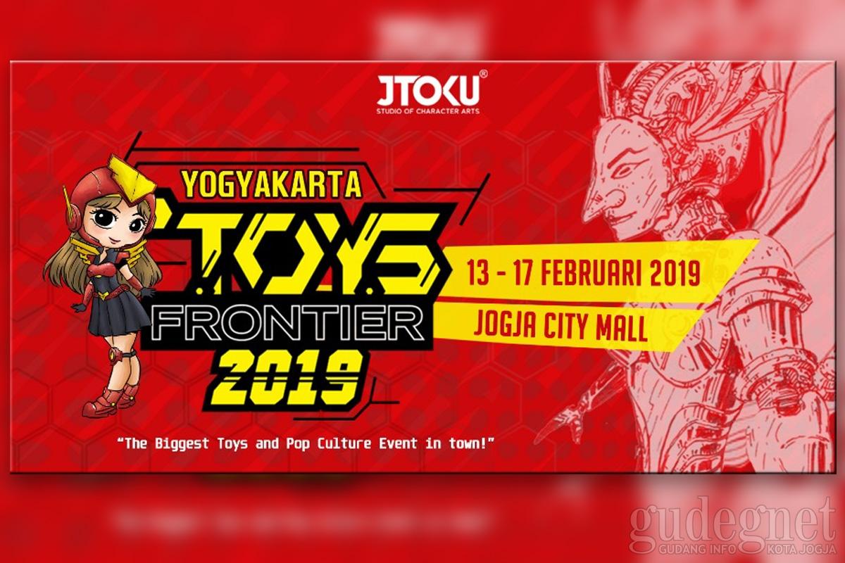 Toys Frontier 2019: Pesta Kultur Pop terbesar di Yogya