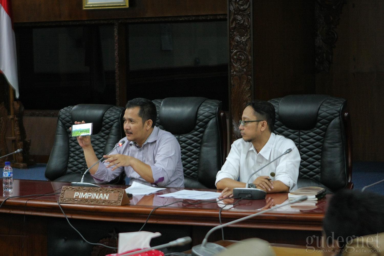 Komisi A DPRD DIY Ajukan Raperda Keterbukaan Informasi Publik