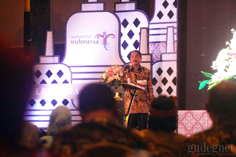 UGM dan Kemenpar RI Gelar Seminar Legenda Borobudur di Hotel Ambarrukmo