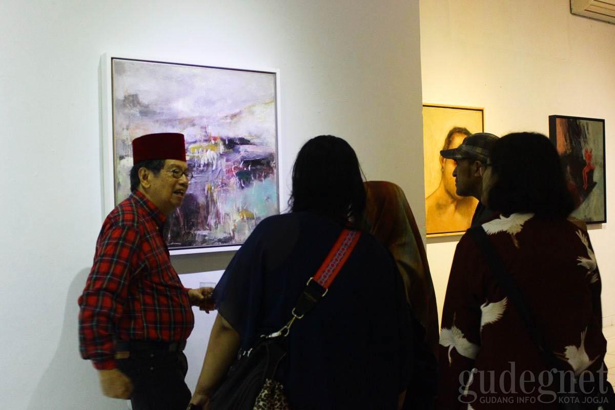 Pameran '80 Nan Ampuh', Tribute untuk Oei Hong Djien