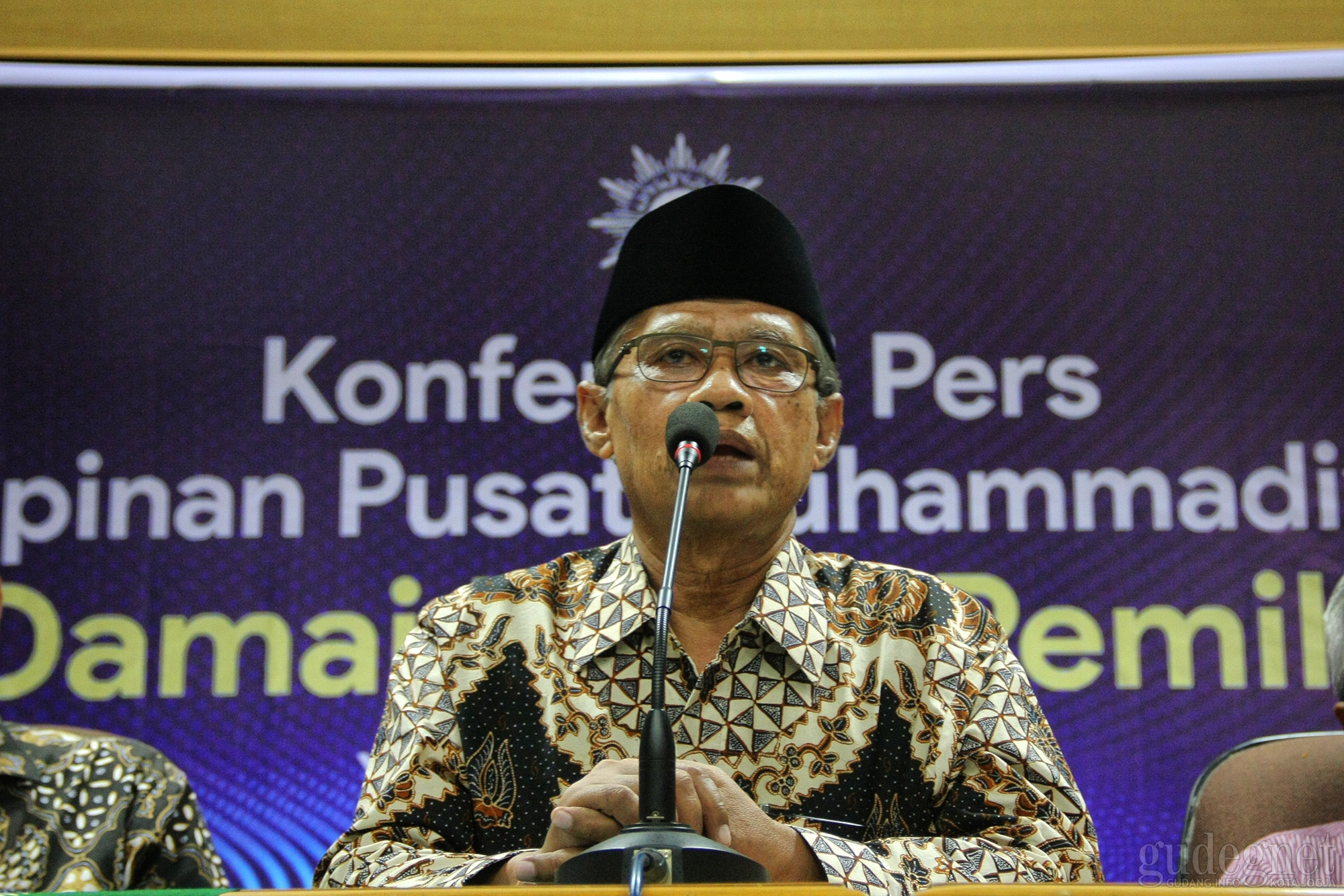 Ketum PP Muhammadiyah: Mari Kembali Jaga Keutuhan Bangsa Pasca Pemilu