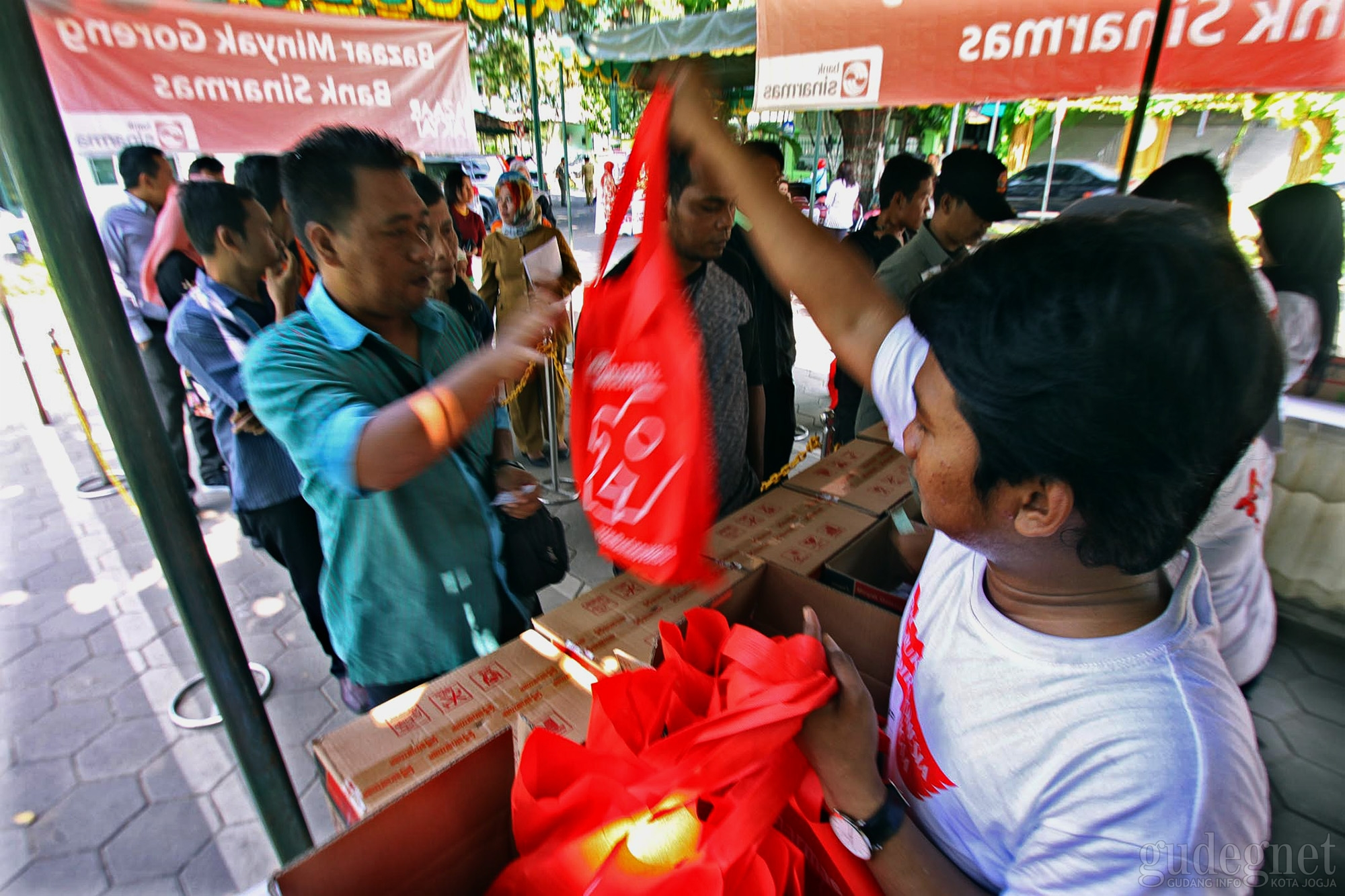 Pemkot Yogyakarta Gandeng Pihak Swasta Gelar Bazar Ramadan