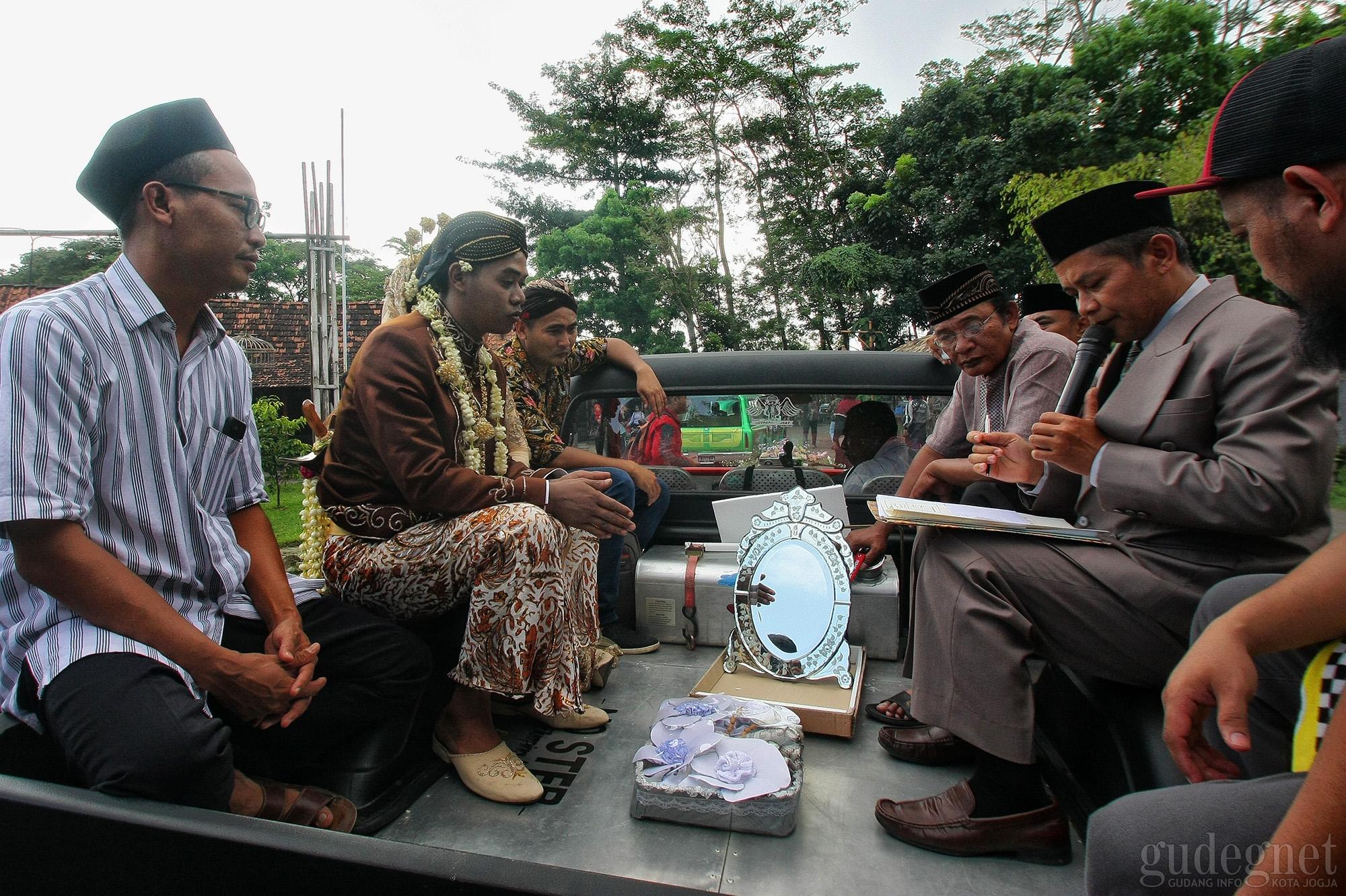 FORTAIS Gelar Nikah Bareng di Bulan Ramadan