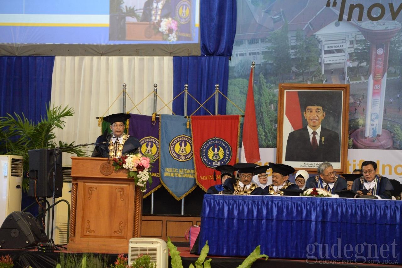 HUT Ke-53, UNY Targetkan Jadi Universitas Kelas Dunia