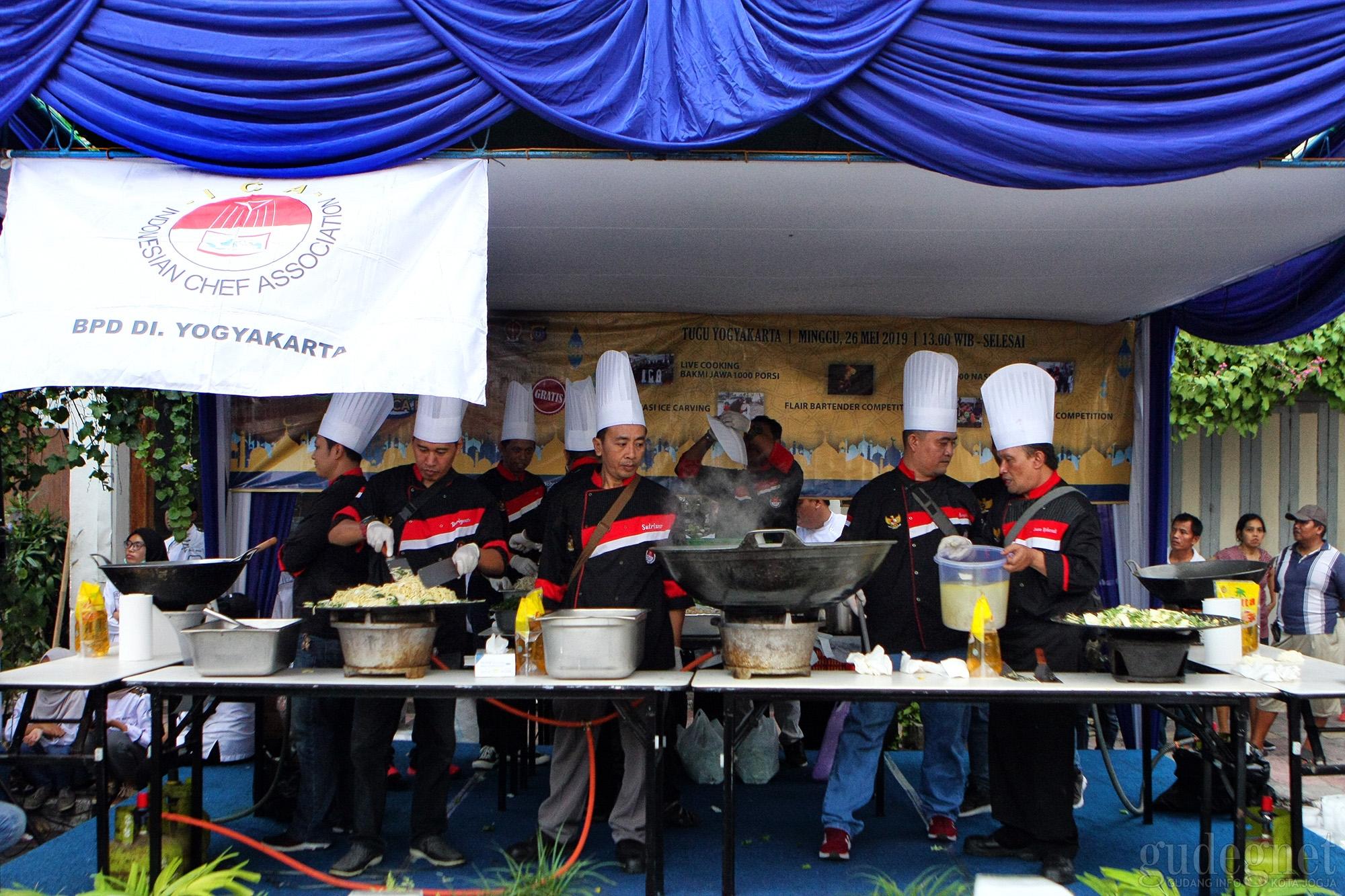 Cooking on The Street, Cara Berbagi para Chef kepada Masyarakat