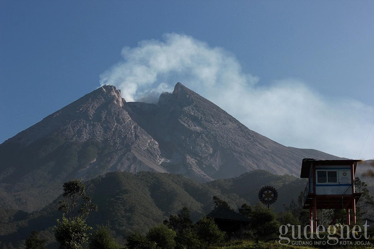 Kondisi Gunung Merapi Terkini