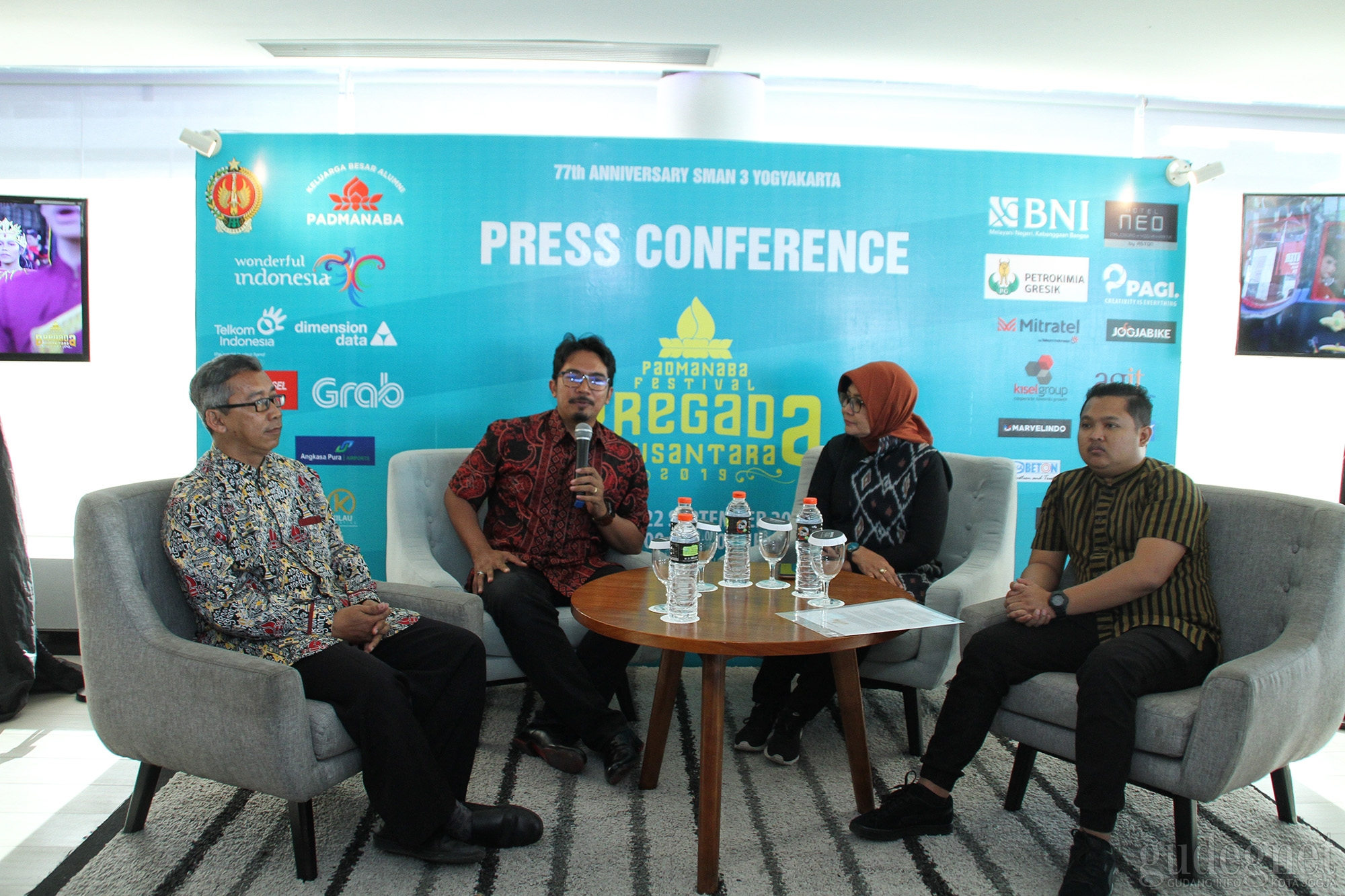 Padmanaba Kembali Gelar Festival Bregada Nusantara