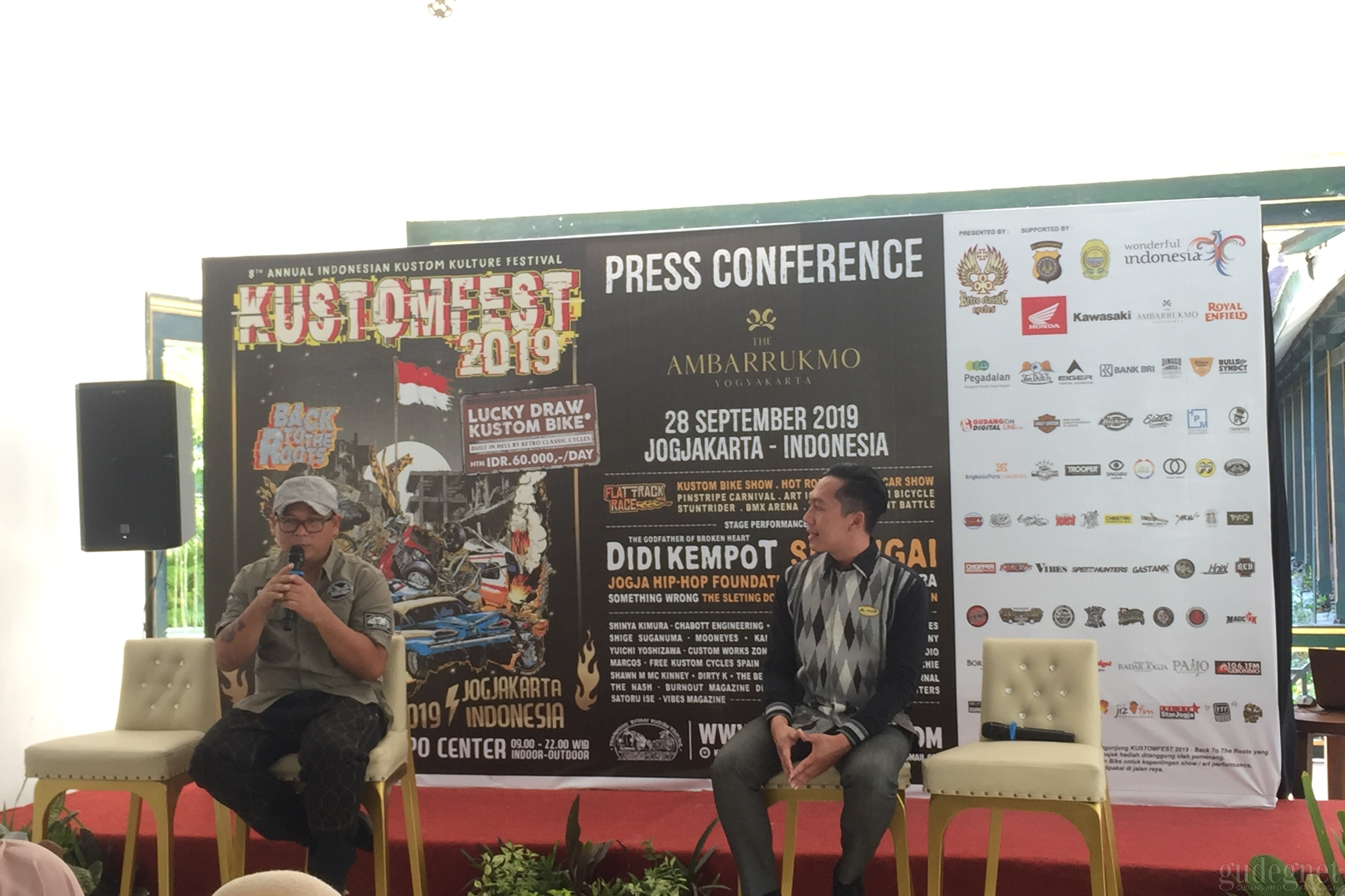 Kustomfest 2019 Segera Digelar, Usung Tema Back to The Roots