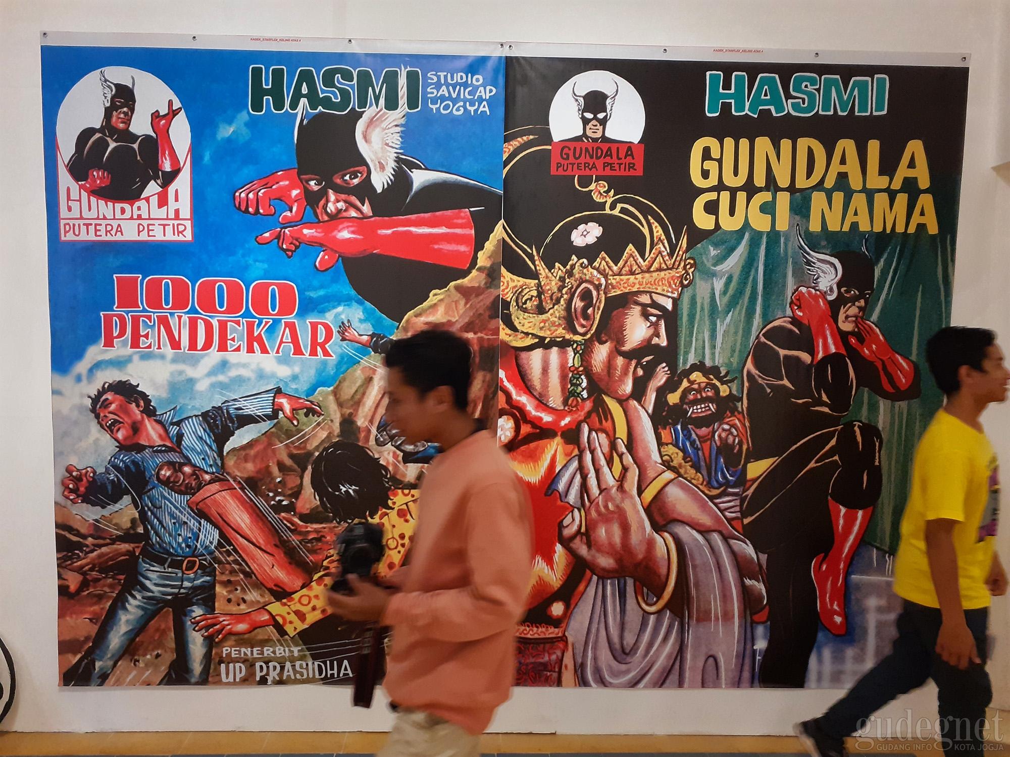 Jadwal Pemutaran Film Yogyakarta Komik Weeks 2019