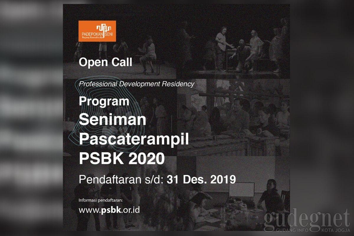 PSBK Perpanjang Pendaftaran Open Call Hibah Seni 2020