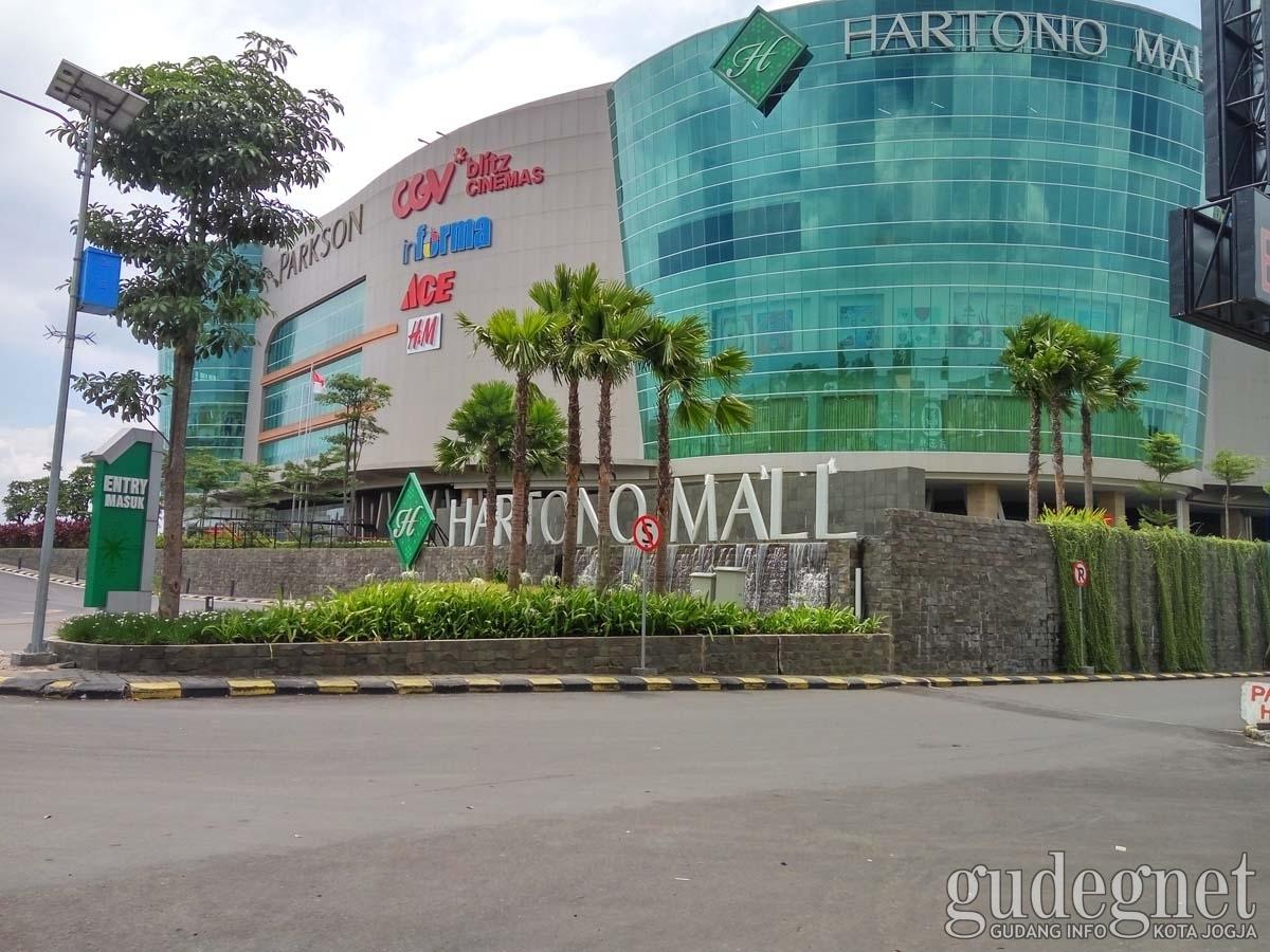 Dampak Covid-19, Mal di Yogyakarta Tutup Sementara