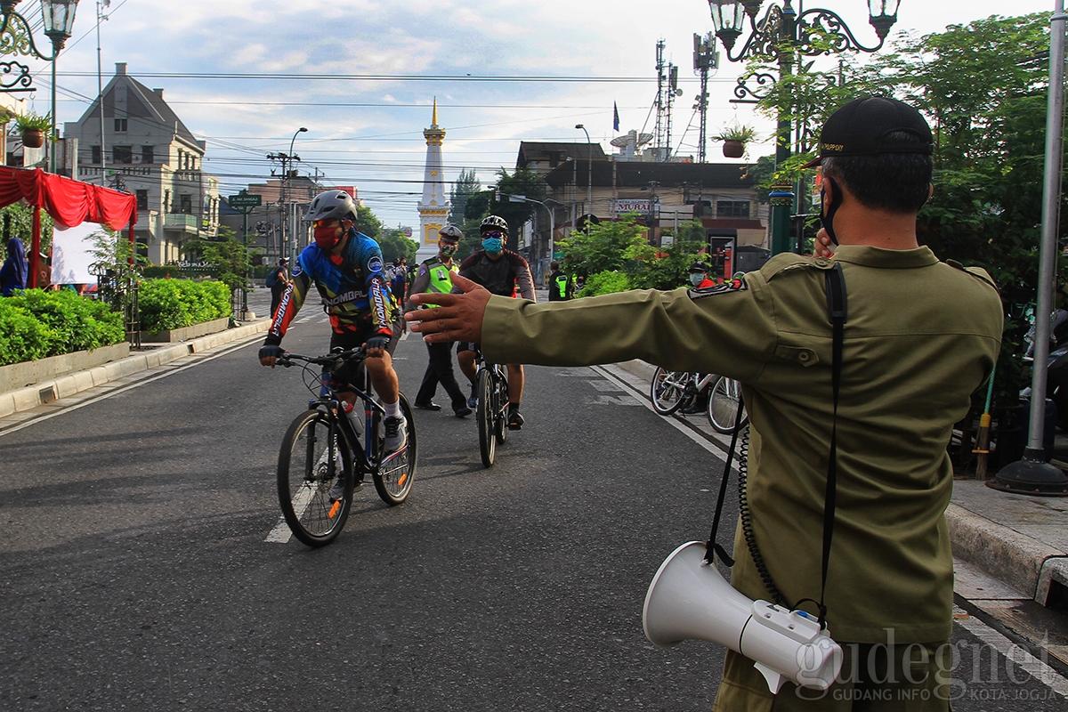 Bersepeda di Tengah Pandemi, Ini Protokolnya