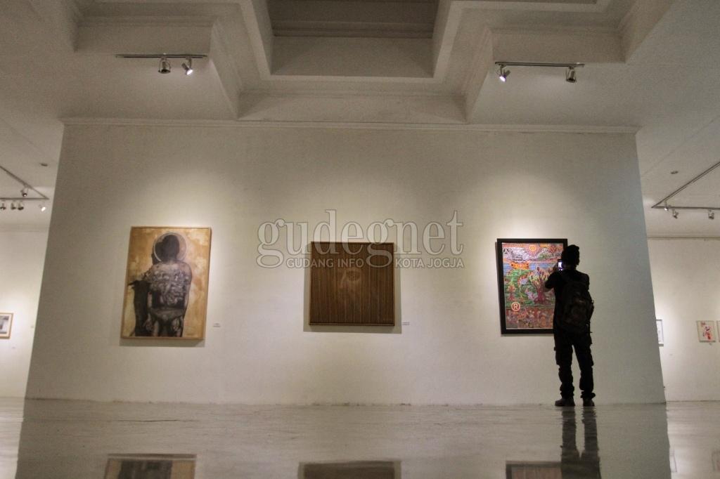 Galeri RJ Katamsi ISI Yogyakarta Gelar Festival Ahli Gambar