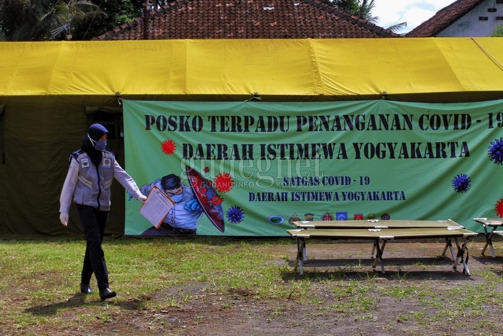 PSBB Jakarta, Dishub DIY: Posko Perbatasan Belum Perlu Diaktifkan