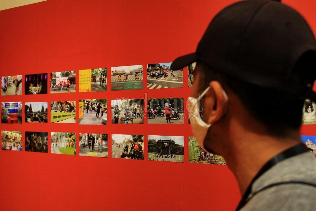 'Covid-19 dalam Lensa Jurnalis', Pameran Fotografi di FKY 2020