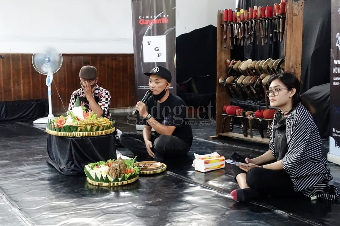 Pandemi Tak Surutkan Gelaran Yogyakarta Gamelan Festival ke-25