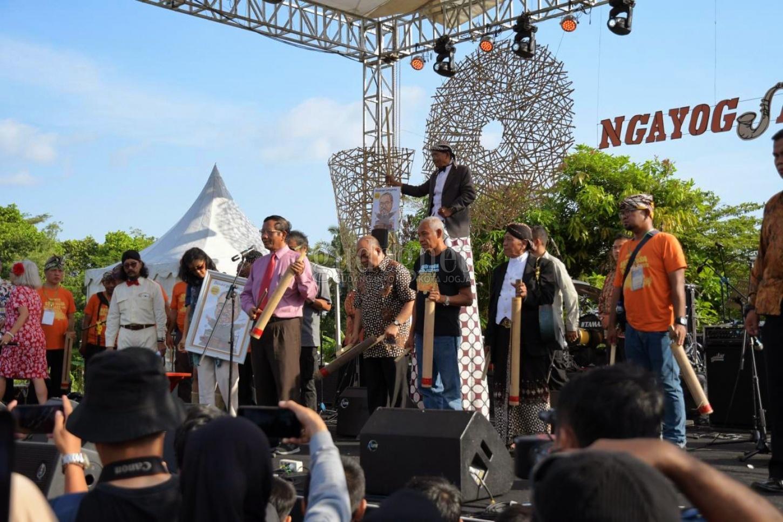 Ngayogjazz 2020 Live Daring akan Dibuka Kepala Dinas Pariwisata DIY