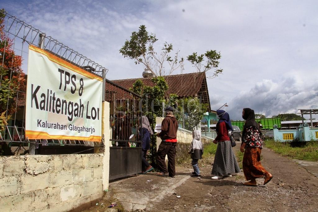 Taman Kanak-kanak, TPS Khusus Pengungsi Merapi