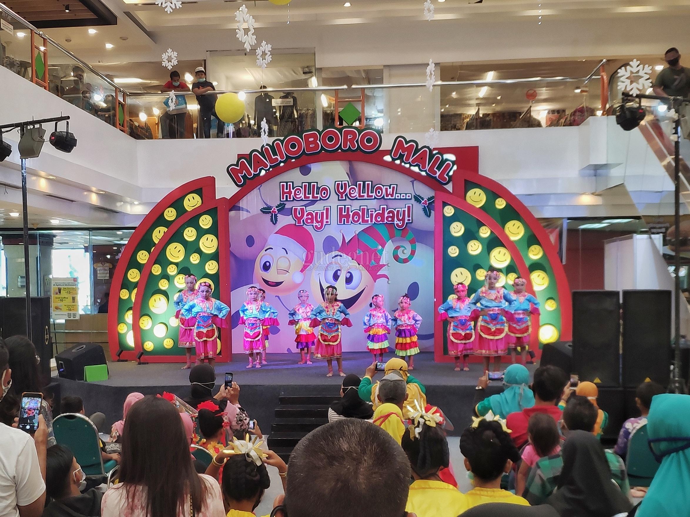 Malioboro Mall Gelar Beragam Acara di Akhir Tahun, Ini Daftarnya