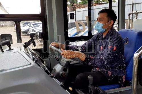 Armada Teman Bus Gunakan Teknologi Modern, Salah Satunya Blackbox