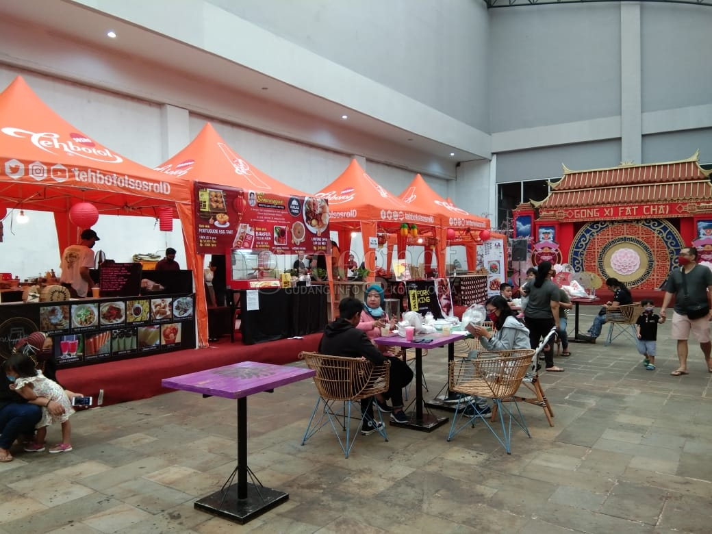 Kuliner hingga Fashion Show Meriahkan Sleman Imlek Festival 2021