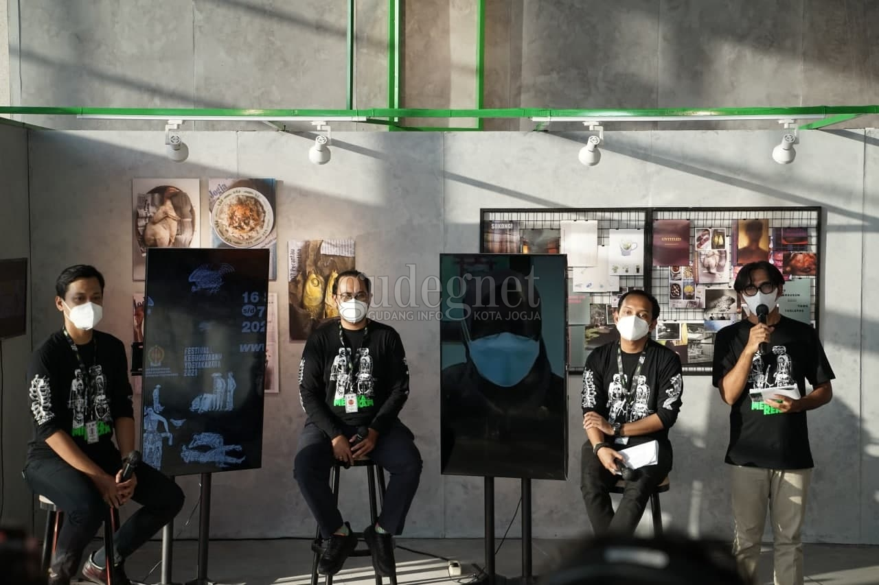 FKY 2021 ''Mereka Rekam'': Pencatatan Budaya Sebagai Warisan