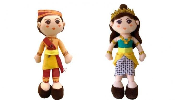 Boneka Tokoh Dongeng Nusantara Sebagai Sarana Edukasi Anak