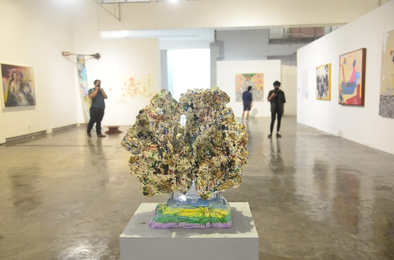 'Cek Ombak #1' Pamerkan Karya 22 Seniman