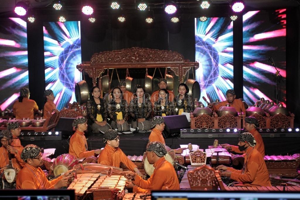 Jadwal Konser Daring Yogyakarta Gamelan Festival  Ke-26