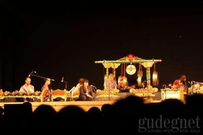 Australia Tampil di Yogyakarta Gamelan Festival
