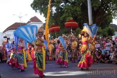 Pawai Festival Kesenian Yogyakarta 2016 Dimeriahkan Kisah Nyi Roro Kidul