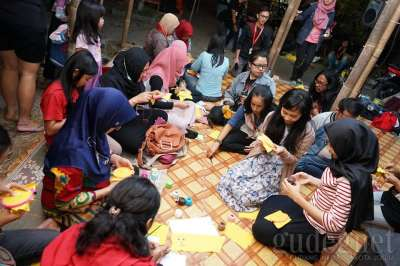 Workshop Pipipo Craft FKY Ditunda