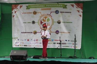 Mahasiswa UNY Gelar Semarak Pendidikan Yogyakarta di Grhatama Pustaka