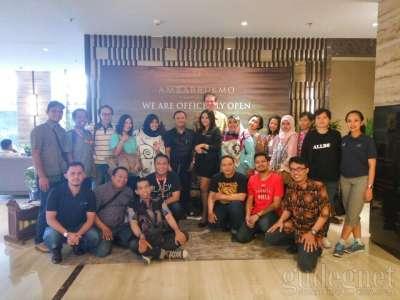 Hotel Grand Ambarrukmo Yogyakarta Resmi Dibuka
