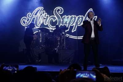 Air Supply Birukan Grand Pacific Hall Malam Ini