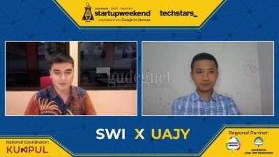 Tumbuhkan Semangat Entrepreneur Mahasiswa, UAJY Gelar Start Up Weekend Indonesia-Next Gen