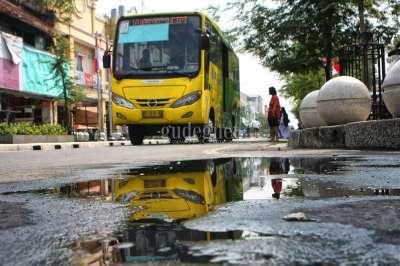 Teman Bus Koridor 3 Ngemplak Sleman Diujicoba, Ini Rutenya
