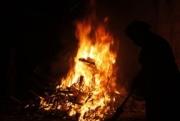 (Berita Foto) Saatnya Membakar Kejahatan