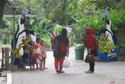 6900 Pengunjung Serbu Bird Park GL Zoo