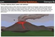 Tim KKN PPM UGM Perkenalkan Sistem Informasi dan Prediksi Bencana (CARED) di Kawasan Lereng Gunung Merapi