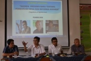 Pemerintahan Jokowi JK Berpotensi Makmurkan Pedesaan