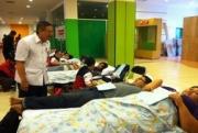 Jelang Natal & Tahun Baru Pendonor  Darah Diprediski Turun Drastis