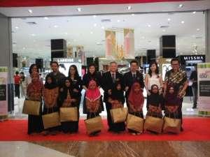 Parkson Department Store Hadir di Hartono Mall Yogyakarta