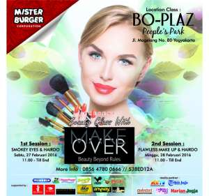"""Beauty Class With Make Over"" di Boplaz People's Park"