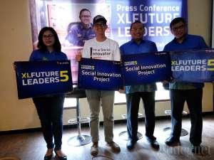 XL Future Leaders - Social Innovation Project 2016  Ciptakan Sarana Digital Atasi Problem Komunitas