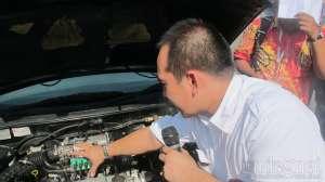 60 Tim Bakal Berlaga di Kontes Mobil Hemat Energi