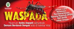 Waspada Dengue Dalam Era JKN oleh dr. FX. Wikan Indrarto