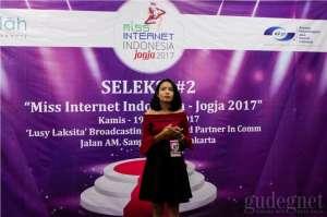 Telah Digelar, Seleksi Miss Internet Regional Jogja Tahap Kedua