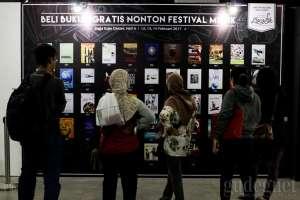 Mocosik Festival, Beli Buku, Gratis Nonton Artis-artis Musik Terkenal