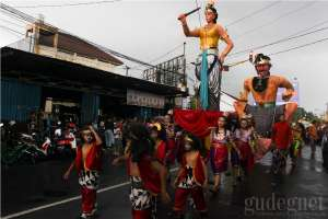 Festival Ogoh - ogoh Tegaskan Kebhinekaan NKRI